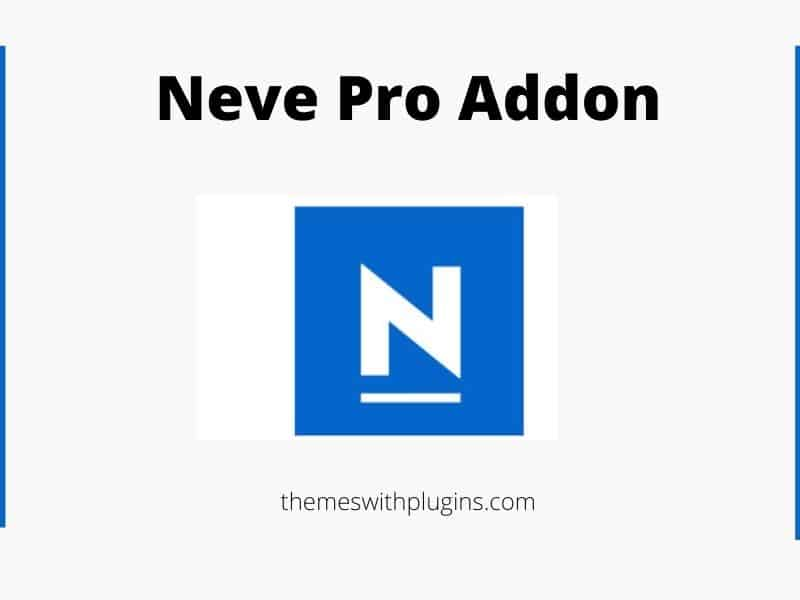 Neve Pro Addon free download