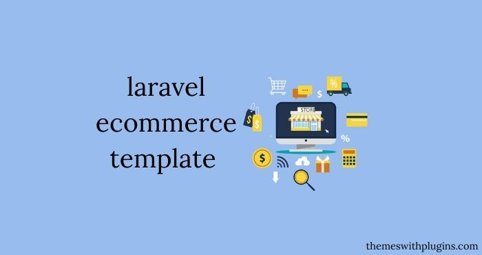 laravel-ecommerce-template