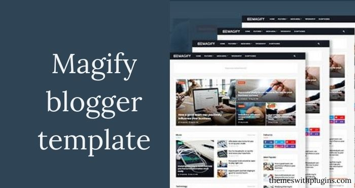 magify-blogger-template