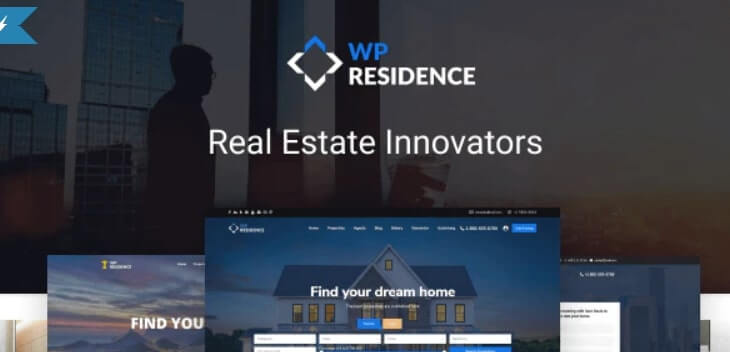 wp-residence-theme-free-download