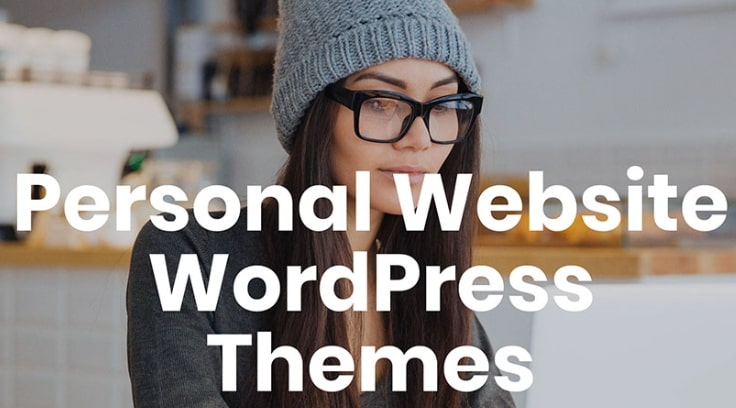 Best wordpress themes for personal website