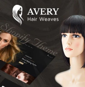 avery hire wig